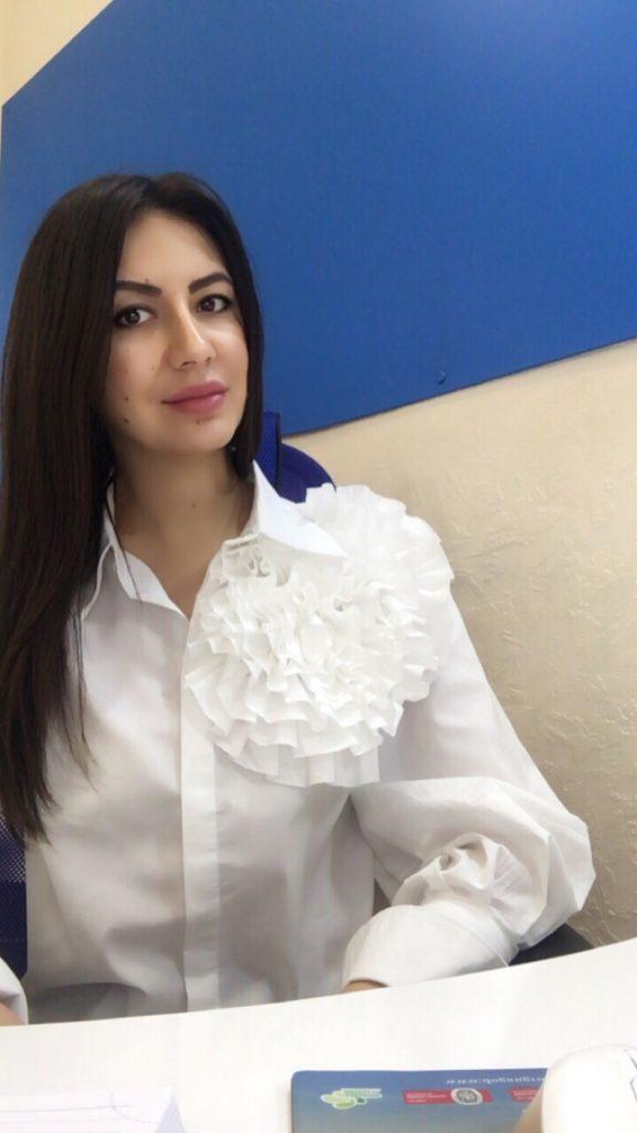 Саримсакова Лилия сотрудник компании Горячие туры Шахты